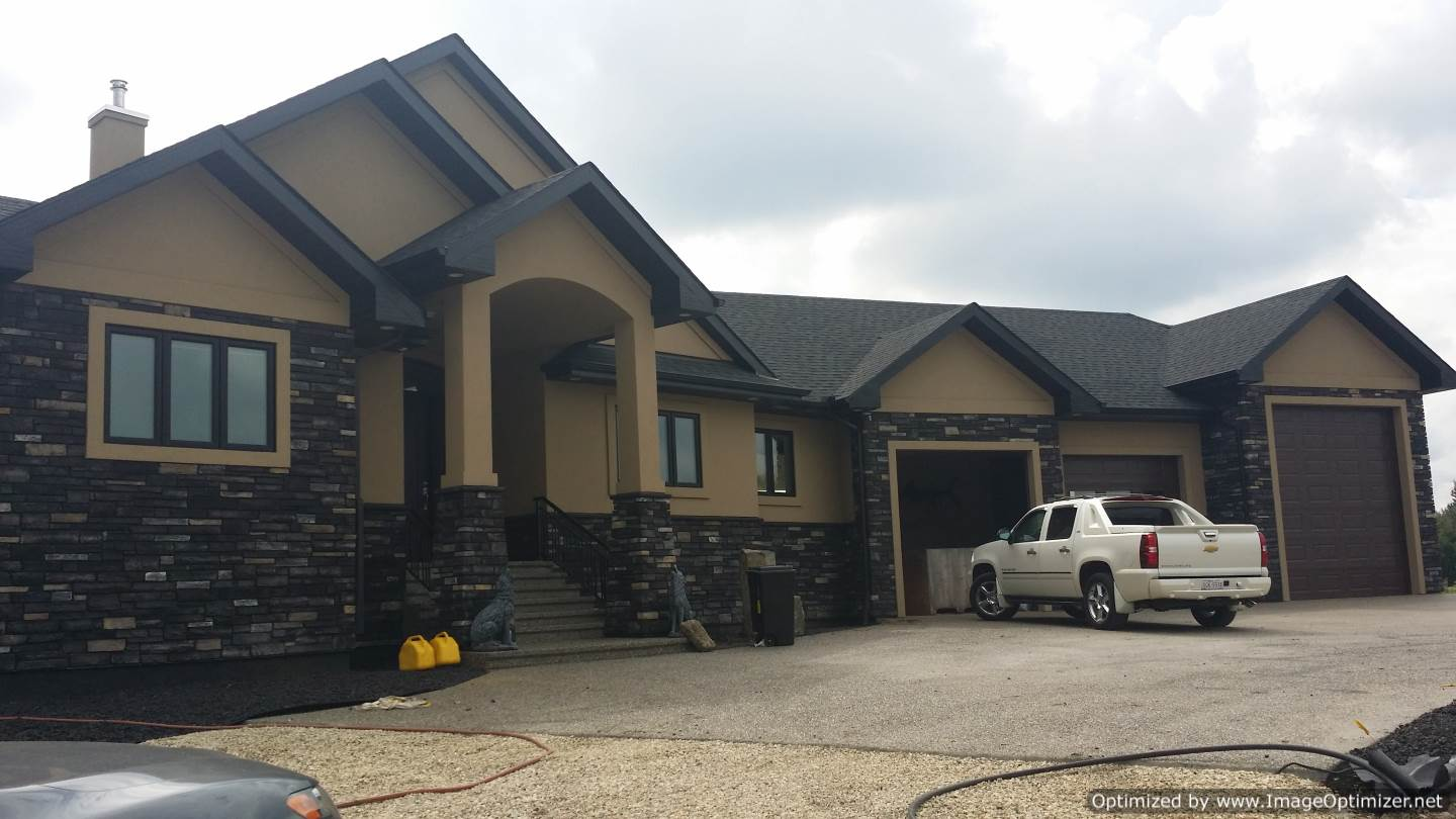 Edmonton Stucco contractor